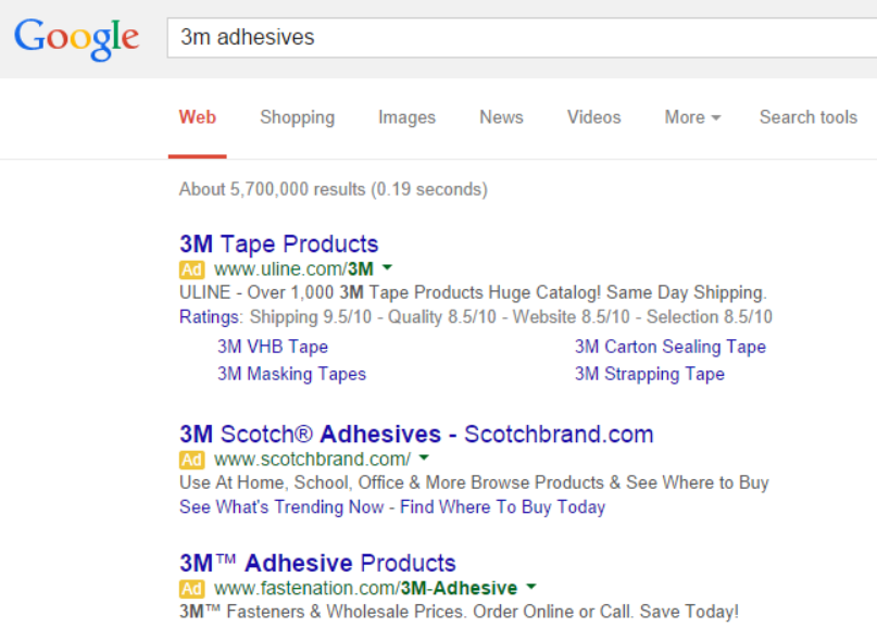 special characters adwords ads