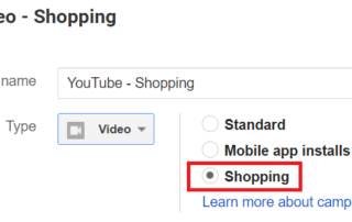 youtube shopping feature image